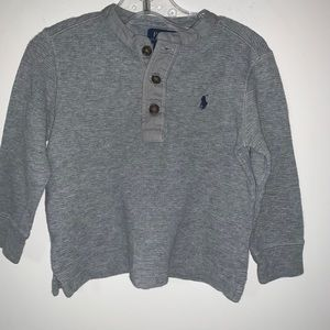 Polo kids thermal shirt